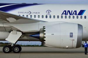 787エンジン